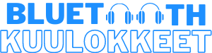Bluetoothkuulokkeet logo 2