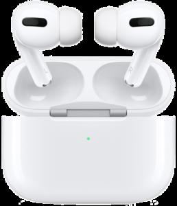 Apple AirPods Pro läpinäkyvä
